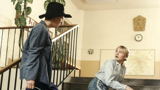 David Rauch a Regina Řandová ve filmu Bota jménem Melichar
