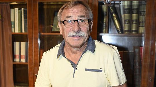 Pavel Zedníček je čtyřnásobný děda.