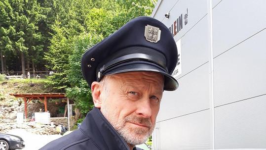 Jan Monczka žije v polském Krakově.