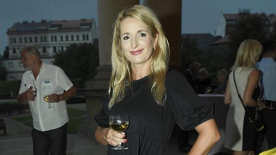 Markéta Muzikářová nastoupila jako učitelka do školy.