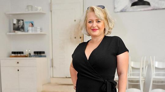 Miluška Bittnerová má po rozvodu vážný vztah