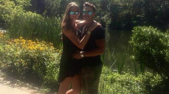 Michal Hrdlička a Karolína Plíšková jsou momentálně v New Yorku.