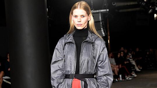 Veronika Hejlíková si připomněla léta aktivního modelingu.