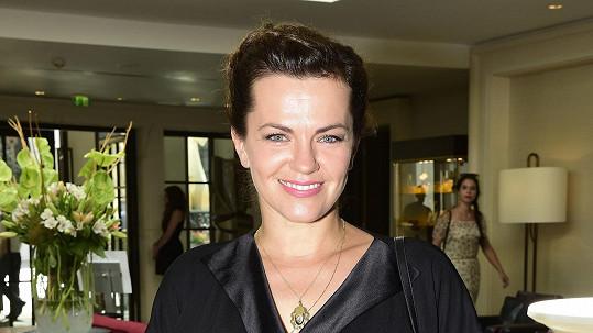 Marta Jandová bude jednou z účinkujících v show Tvoje tvář má známý hlas.