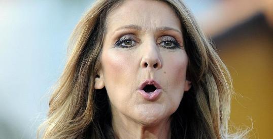 Kariéra Céline Dion je v ohrožení.