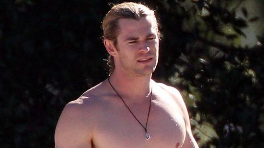 Chris Hemsworth se dočkal velké pocty.