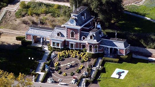 Ranč Neverland je v prodeji za závratnou sumu... Tipněte si, kolik stojí.
