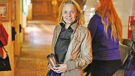 Veronika Jeníková odmítá plastiky i tuny make-upu.....