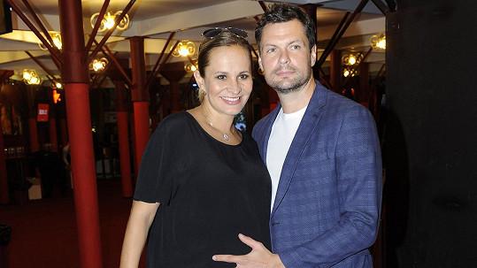 Monika s přítelem Tomášem