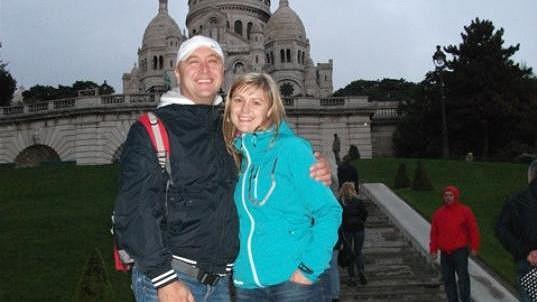 Do Paříže se Monika vrátila už poosmé.
