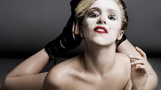 Lady Gaga uvnitř čísla