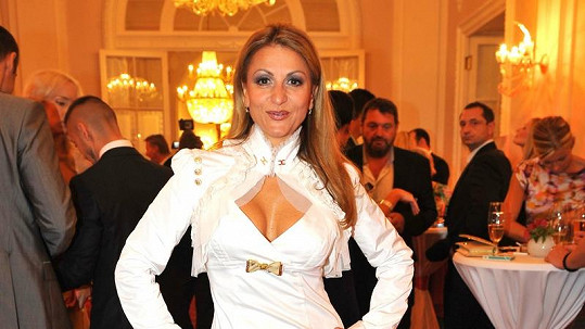 Yvetta Blanarovičová.