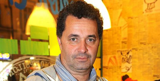 Martin Dejdar je v Praze bez rodiny.