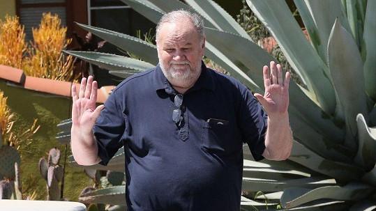 Thomas Markle (73) dostal infarkt.