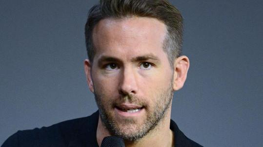 Ryan Reynolds si soukromí přísně střeží.