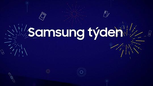 Samsung týden