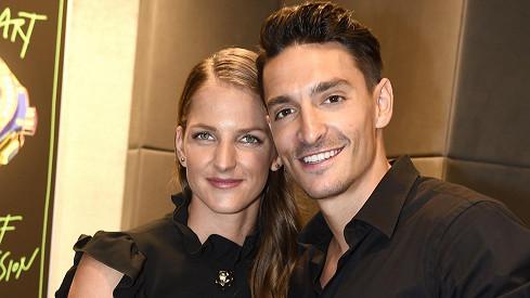 Karolína Plíšková a Michal Hrdlička jsou už svoji.