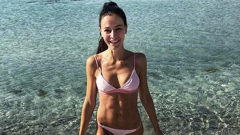 Tereza Kadeřábková vypadá pořád skvěle.