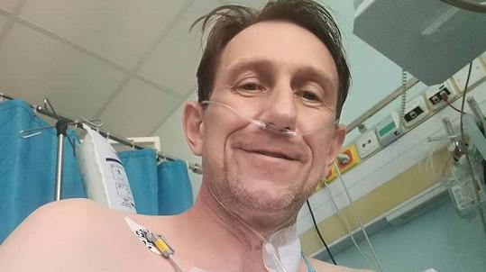 Jan Antonín Duchoslav je po operaci.