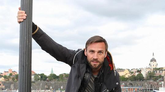 Roman Vojtek se na návštěvě Stockholmu snažil šokovat. Povedlo se.