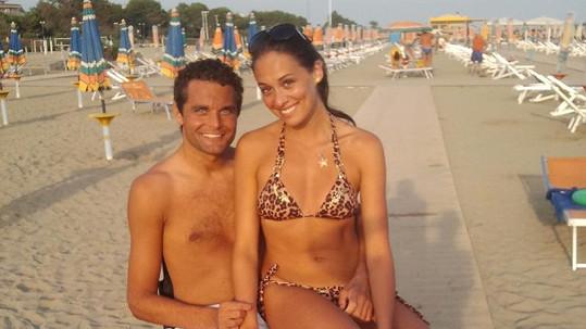 Martin Zach s přítelkyní Nikolou Hrubou se rozešli.