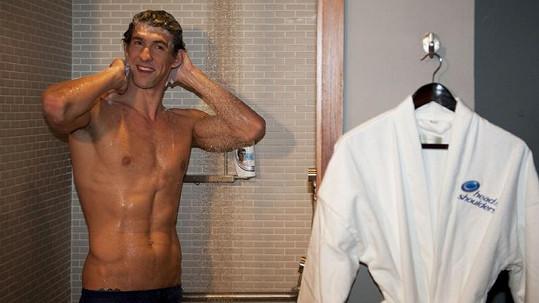 Americký plavec Michael Phelps předvede svou formu letos na LOH v Londýně.