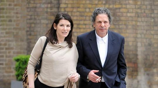 Nigella Lawson a Charles Saatchi jsou rozvedeni.