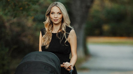 Miss Czech Republic 2015 se dočkala prvního syna