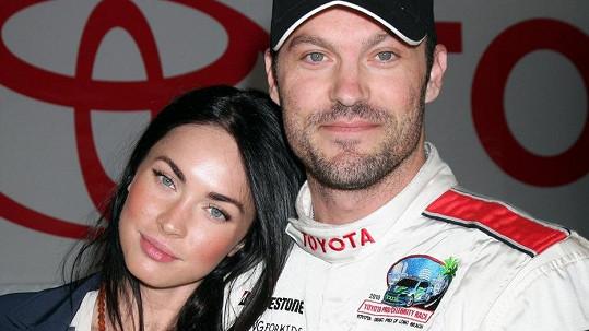 Megan Fox s Brianem Austinem Greenem prý nemají čas na manželské povinnosti.