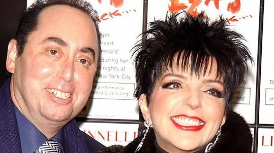 Bývalý manžel Lizy Minnelli David Gest zemřel v 62 letech.