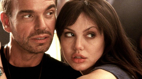 Angelina Jolie a Billy Bob Thornton