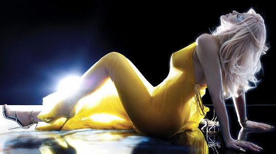 Kylie Jenner se svlékla pro magazín V.