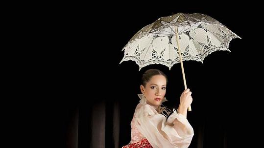 Andrea Gabrišová bude zpívat ve Fantomovi opery.