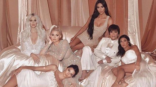 Kardashianovi jsou jedním z nejsledovanějších klanů na světě.