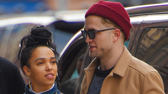 Robert Pattinson našel ženu svého srdce.