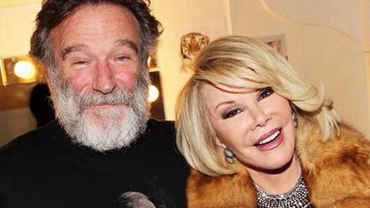 Oba sršeli humorem a dokázali vykouzlit úsměv. Teď jsou na pravdě boží.