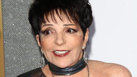 Lisa Minnelli