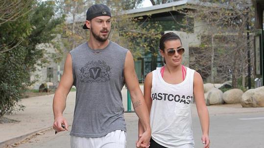 Lea a Matthew už prý plánují svatbu.