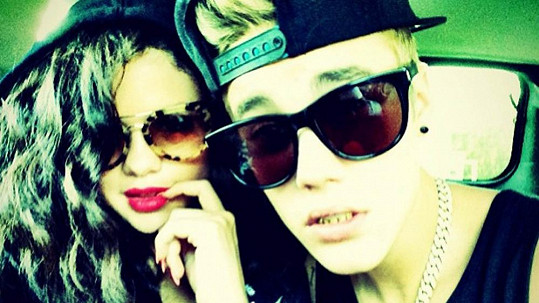 Justin Bieber se Selenou Gomez