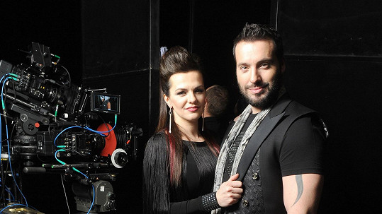 Marta Jandová a Vašek Noid Bárta budou Česko prezentovat v Eurosongu.