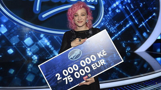 Tereza je bohatší o dva milióny korun.