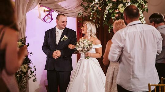 Svatba Simony a Radka
