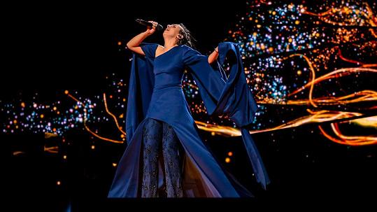 Vítězka Eurovize 2016 Jamala