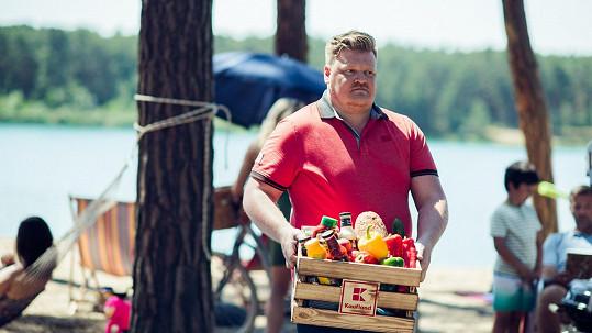 Kaufland nabízí široký výběr ovoce a zeleniny