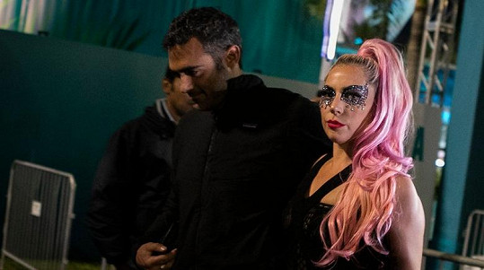 Lady Gaga a Michael Polansky