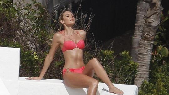 Candice Swanepoel je zkušenou modelkou. Své práci se věnuje již od patnácti let.