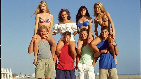 V této sestavě už se parta z Beverly Hills 90210 bohužel nikdy nesejde.