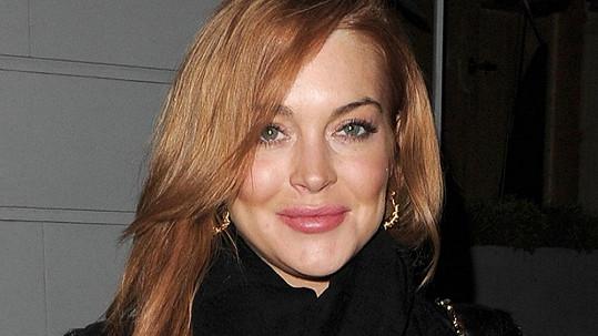 Lindsay Lohan promluvila o tragické události.