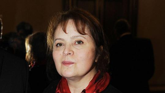 Libuška Šafránková se prý zotavuje z operace.