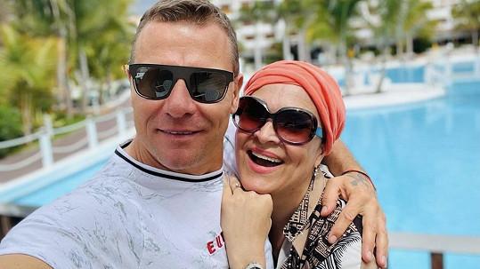 Mahulena Bočanová na ostrově potkala manžela Zuzany Belohorcové
